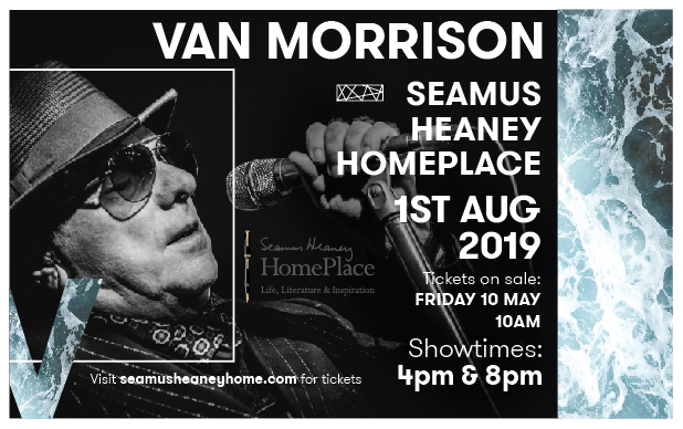 Van Morrison announces intimate show