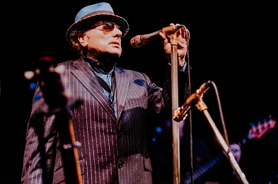 Van Morrison wows in intimate gig