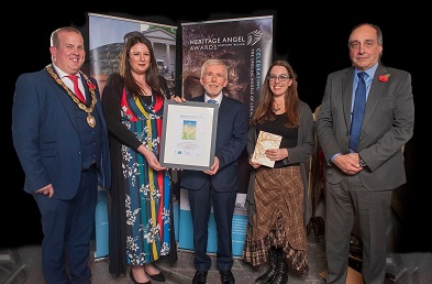 Mid Ulster Heartland Heritage Project Wins Top Award