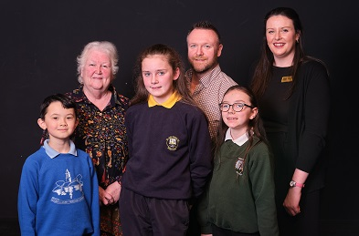 Festive fun with Bellaghy Primary Schools