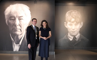U.S. Consul General Visits HomePlace
