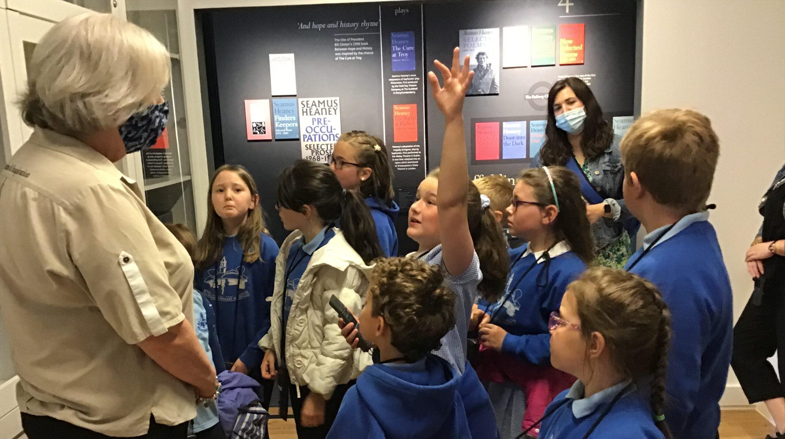School visits for primary schools
