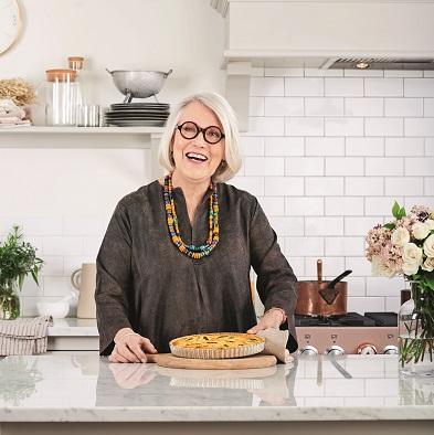 Seamus Heaney HomePlace welcomes food ambassador, Darina Allen