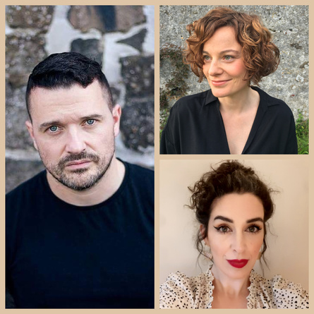 'An Ear to the Line': Poetry Reading with Matthew Rice, Victoria Kennefick & Gail McConnell
